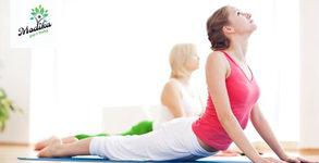 Модика йога и здраве