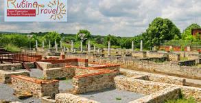 Един ден в дебрите на миналото! Екскурзия до Гробницата при Свещари, манастир Демир Баба Теке и Абритус на 2 Август