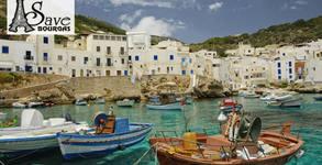 Екскурзия до Рим и остров Сицилия! 7 нощувки със закуски, плюс самолетен и автобусен транспорт