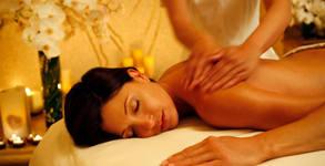 """Физиотерапевтичен масаж на гръб, ръце и врат, или SPA масаж """"Ледено мохито"""" на цяло тяло"""