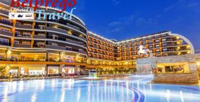 Лукс край Алания! 7 нощувки на база Ultra All Inclusive в Senza Zen The Inn Resort*****