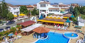 Хотелски комплекс Стефанов 1