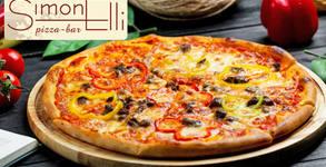 Вкусна пица Дюк