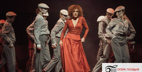 """Танго операта """"Мария от Буенос Айрес"""" с Люси Дяковска - на 29 Октомври"""