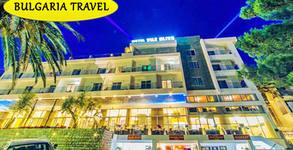Почивка на Черногорската ривиера! 5 нощувки със закуски и вечери в хотел Vile Oliva****+, Петровац, плюс транспорт