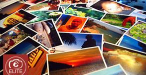 Принтиране на снимки по изцяло нова технология - брой и размер по избор