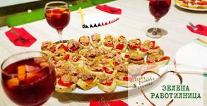 """Кулинарен курс """"Италианска кухня"""" на 9 Май"""