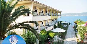 Почивка на гръцкия остров Амулиани, със собствен транспорт! 4 нощувки със закуски в хотел 3*