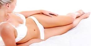 Комбиниран антицелулитен масаж на корем, паласки, бедра и седалище - 1, 5 или 10 процедури