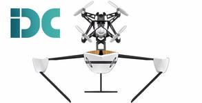 Супер подарък! Дрон Parrot Minidrones Hydrofoil Drone Newz