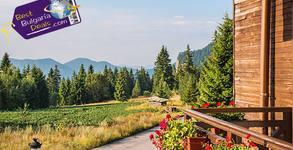 Активна почивка в Родопите - край Смолянски езера! 2 нощувки със закуски в хотел Маунтин Лейк, плюс релакс зона и преход с водач