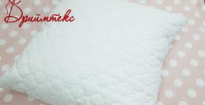 Възглавница с пълнеж от мелен дунапрен или силиконов пух