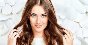 Арганова терапия за коса с преса - без или със подстригване