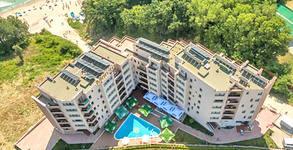 Апартаментен хотел Морето**