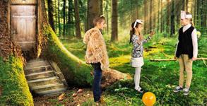 Киноактьорско майсторство за деца от 6 до 12г - 2 посещения или начално ниво