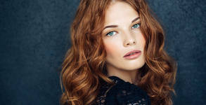 Арганова терапия за коса Alcina и изправяне със сешоар - без или със подстригване