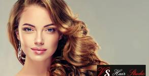 Официална прическа по избор, плюс измиване на косата