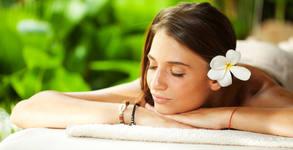 """Луксозна релксираща терапия на цяло тяло по избор - """"Шоколад"""" или """"Българска роза"""""""