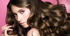 Подстригване на коса, измиване, маска и оформяне със сешоар или преса