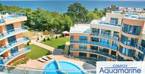 Апартаментен комплекс Аквамарин