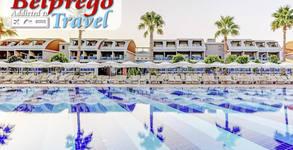 Лукс в Сиде през Октомври! 7 нощувки на база Ultra All Inclusive в Хотел Тui Magic Life Jacaranda*****