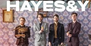 Kонцерт на поп-рок бандата Hayes & Y на 31 Август на остров Света Анастасия, плюс транспорт с корабче от Бургас