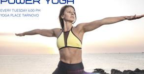 3 или 10 посещения на йога практика по избор