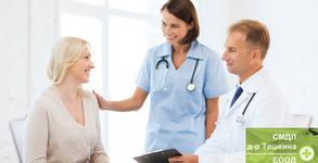 Пълно изследване на щитовидната жлеза - TSH, FT4, FT3, anti-Tg и anti-TPO