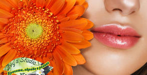 Безболезнено уголемяване на устни с хиалуронова киселина и ултразвук