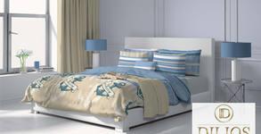 Спален комплект от Ранфорс - единичен, двоен или макси