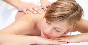 Пилинг, парафинова терапия и лечебен масаж на гръб, плюс кислороден коктейл