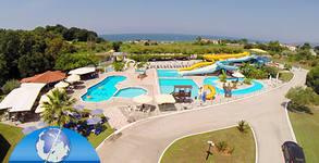 Виж Йонийското крайбрежие на Гърция! 3 нощувки със закуски и вечери край Превеза, плюс транспорт