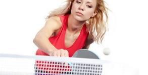 1 посещение на тенис на маса за двама или четирима