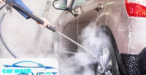 Луксозно комплексно почистване на лек автомобил