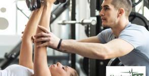 На фитнес! Месечна карта с неограничен брой тренировки с персонален треньор