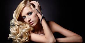 Възстановяваща терапия за коса с млечни протеини и оформяне - без или със брюлаж