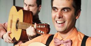 """Stand-up комедията """"Концерт за френски ключ и маските на Мелпомена"""" на 11 Юни"""