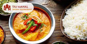 Ресторант Taj Mahal