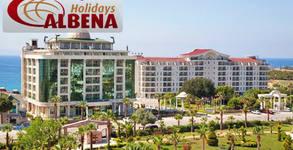 Луксозна почивка в Дидим в разгара на сезона! 7 нощувки на база 24 часа All Inclusive в хотел Didim Beach*****