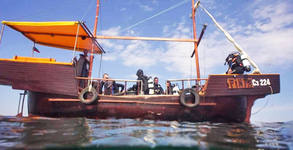 Лодка Pinta