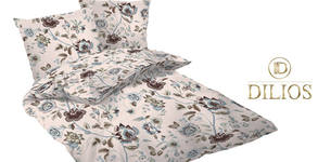 Спален комплект от памучен сатен по избор - единичен, двоен или макси