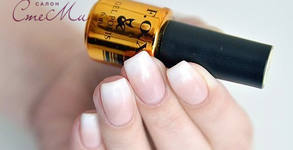 Терапия за чупливи нокти или маникюр с гел лак