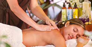 Дълбокотъканен масаж на гръб или на цяло тяло, или антицелулитен