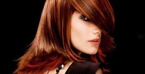 Грижа за косата! Терапия по избор или ламиниране и боядисване, плюс подстригване и прическа
