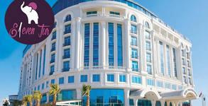 Лятна почивка на Мраморно море - край Истанбул! 2 нощувки със закуски в Еser Premium Hotel & SPA*****