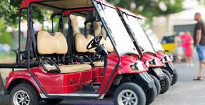 Golf Cars Lazur