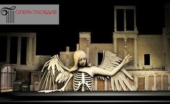 """Opera Open - международни звезди в операта """"Тоска"""" - на 17 Юли в Античен театър - Пловдив"""