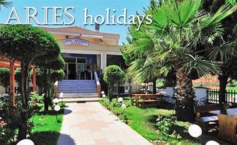 Майски празници на остров Тасос! Екскурзия с 3 нощувки със закуски и вечери в хотел Ellas 2*, плюс транспорт, от Aries Holidays