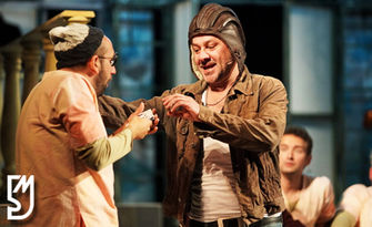 """Спектакълът """"Полет над кукувиче гнездо"""" със Станимир Гъмов - на 16 Март в Драматичен театър """"Гео Милев"""""""