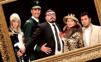 """Комедийният хит на сезона! Гледайте """"Нашата голяма френска сватба"""" на 4 Ноември, в Театър """"Сълза и смях"""""""